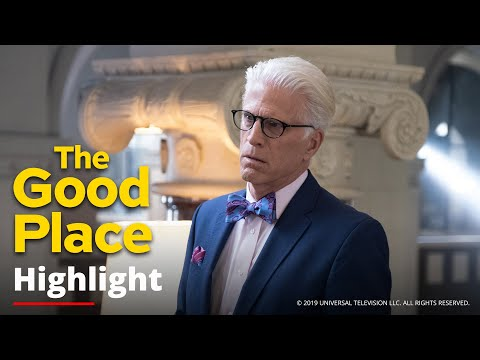 The Good Place Season 4 Ep 11 | Highlight | Watch Now on iflix