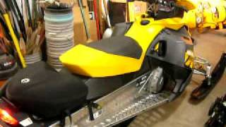 6. Ski doo MXZ TNT 600 E-TEC walk around