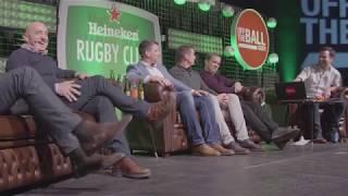 Alan Quinlan finally reveals the identity of Munster's Mr X | OTBHRC |