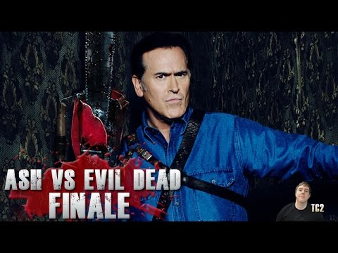 Ash vs Evil Dead Season 1 Finale Episode 10 - The Dark One - Review