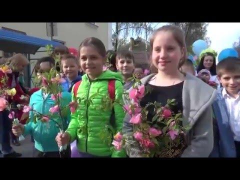 День Весны и Труда в Первомайском. 2016 год