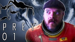 Trying out Prey (it's a video game). This is raw, unedited footage of the first hour or so of gameplay and contains SPOILERS! Prey is developed by Arkane Stu...