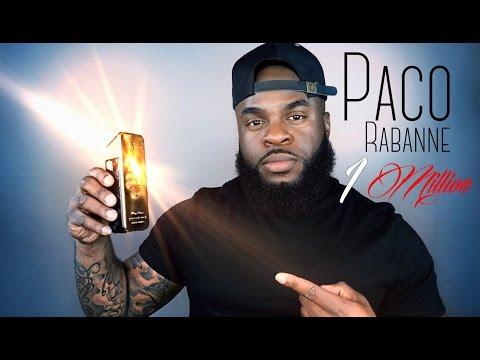 1 Million Fragrance Review | Paco Rabanne Men's Cologne Review