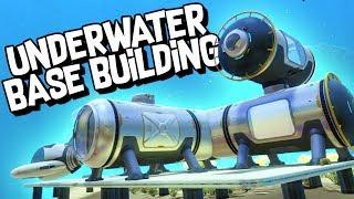 BEST BASE BUILDING LOCATION - Subnautica Ep #6