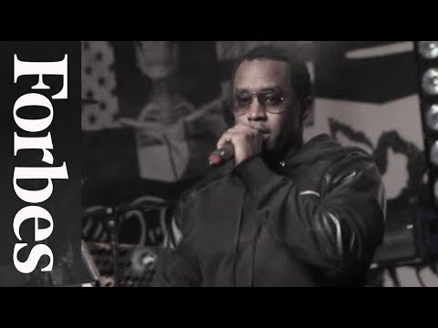 Sean Diddy Combs Talks Opportunity for Millennials