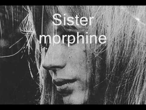 Marianne Faithfull - Sister Morphine lyrics