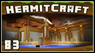 HermitCraft 4 - Minecraft: Starting The Underground Base