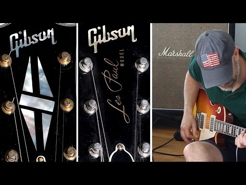 Gibson Les Paul Standard and Custom - Is there any difference?