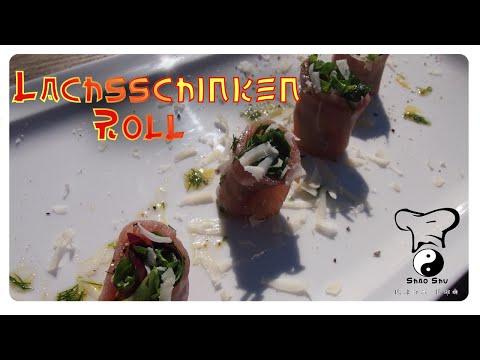 Lachsschinken Roll