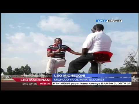 KTN Leo Nyanjani 1st July 2016: Michuano ya Olimpiki mjini Eldoret
