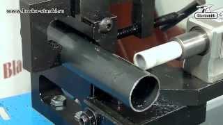 Приспособление обрезки седловин на торцах труб TN4-75 Blacksmith