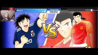 Captain Tsubasa Dream Team N162 Batalla De Federaciones