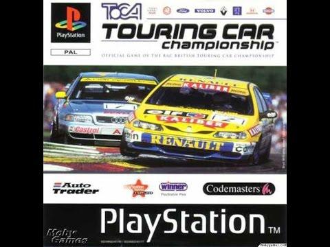 TOCA Touring Car Championship Game Boy