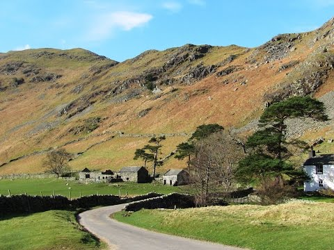 Martindale to Wether Hill on High Street (Roman Road) round | cumbria  Walks