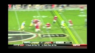 Jarvis Jones vs Vanderbilt (2012)