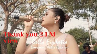 Video Samsons - Akhir Rasa Ini Live cover Della Firdatia MP3, 3GP, MP4, WEBM, AVI, FLV Juli 2018