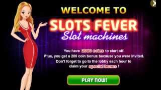 Slots Fever - slot machines YouTube video