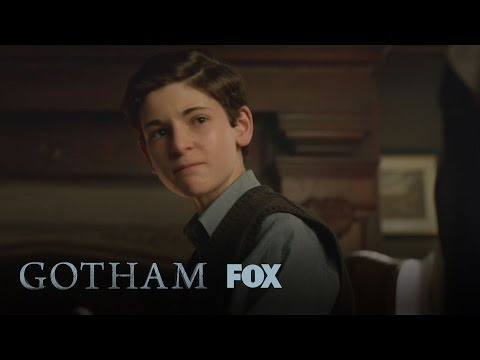 Gotham 1.19 (Clip 'You Two Lied')