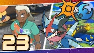 Pokémon Sun and Moon - Episode 23 | Ula'ula Ahoy! by Munching Orange