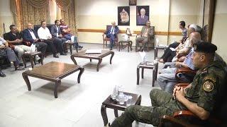 إجتماع تحضيري بمحافظة طولكرم لإطلاق أطول سارية علم في فلسطين
