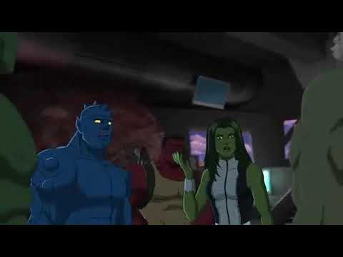 Hulk and the agents of S.M.A.S.H season 2 episode 15 part 2 in hindi