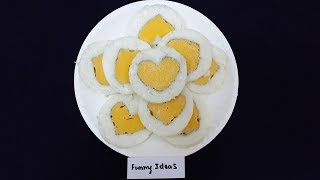 Welcome back! Today i will show you an amazing egg trick. This trick will help you make a heart shaped egg. You can make it to impress your Friends. Enjoy!!!- Subscribe our channel here: https://goo.gl/jA2ViV- Magic Videos: https://goo.gl/AwMyMr- Fanpage: https://goo.gl/zR6dcd
