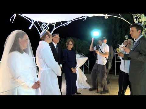 Wedding of Esther Malka Stromer and Dov Karoll