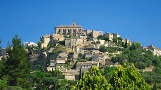 Gordes France  city images : Gordes, Provence, France [HD] (videoturysta)