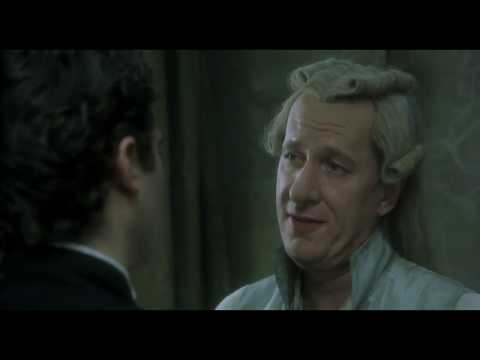Quills/Best scene/Geoffrey Rush/Marquis de Sade/Joaquin Phoenix/Abbé du Coulmier/Kate Winslet