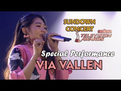 Via Vallen - 23rd Asian Television Awards 2019 (Sundown Concert) Full Segment