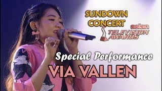 Video Via Vallen - 23rd Asian Television Awards 2019 (Sundown Concert) Full Segment MP3, 3GP, MP4, WEBM, AVI, FLV Juli 2019