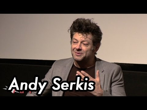 Adny Serkis - Actor Andy Serkis shares how he developed the voice of his LORD OF THE RINGS character Gollum. Connect with us: http://www.facebook.com/AFIFEST http://www.fa...