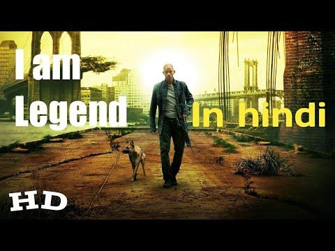 I am legend hunting scene in hindi.i am legend full movie.
