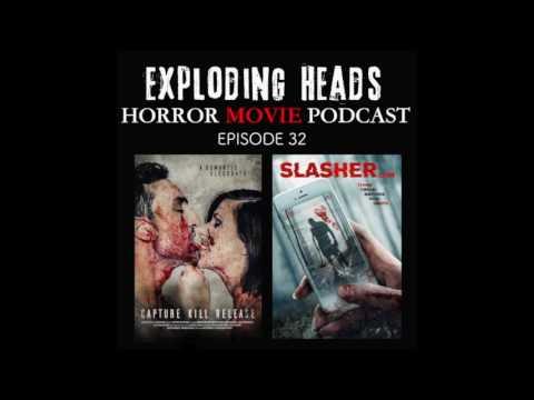 Exploding Heads Horror Movie Podcast Episode 32