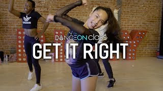 Video Diplo ft. MØ - Get It Right | Guy Groove Choreography | DanceOn Class MP3, 3GP, MP4, WEBM, AVI, FLV April 2018