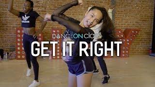 Video Diplo ft. MØ - Get It Right | Guy Groove Choreography | DanceOn Class MP3, 3GP, MP4, WEBM, AVI, FLV Juli 2018