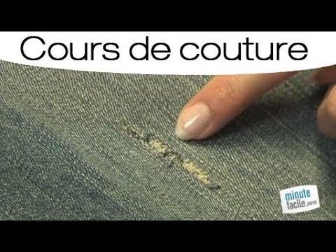 youtube comment coudre un pantalon