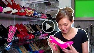Video Koleksi Sepatu Rina Nose - Cumicam 07 Maret 2016 MP3, 3GP, MP4, WEBM, AVI, FLV Juni 2019