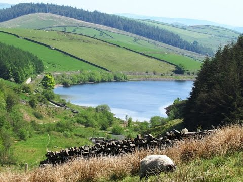 Lancashire   Pendle Witches Trail from Barley | lancashire  Walks