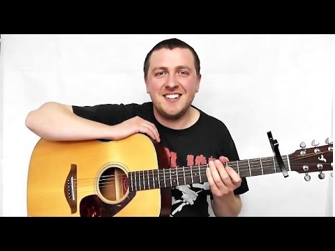 Learn 10 Easy Beatles Guitar Songs With Only 4 Chords – How To Play