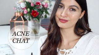 ACNE CHAT - How I cured my skin from the WORST breakout!