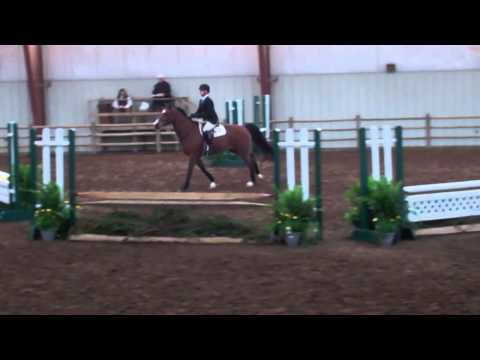 Joey Fink's Second-Place Ride in Open Fences - 4/6/14