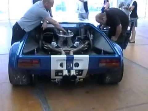 Race Car De Tomaso Gr4 Nurburgring Cleveland Ford OGP Rennwagen Oldtimer V8 Pantera