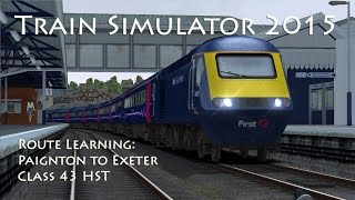 Nonton Train Simulator 2015   Route Learning  Riviera Line   Paignton To Exeter  Hst  Film Subtitle Indonesia Streaming Movie Download
