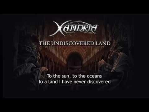 XANDRIA - The Undiscovered Land (audio)