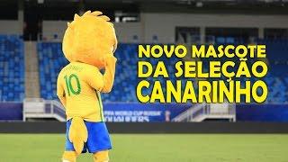Fotos do Novo Mascote da Seleção Brasileira de Futebol . Conheça a Loja do Mascote: http://www.lojadomascote.com.br/