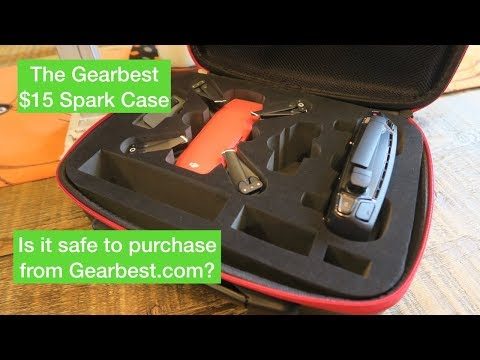 Is Gearbest safe to order from? Let's chat about it and open up a case
