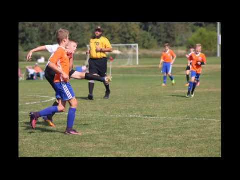 091717 Pennsville Panthers vs Millville Revolution (U13 boys soccer)