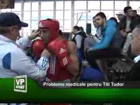 Probleme medicale pentru Titi Tudor