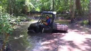 9. BEST!!! 2013 Polaris Ranger 500 EFI Mud Bogging